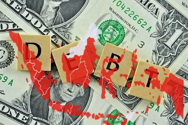 Pandemi Corona Bikin Ekonomi Makin Berat, Utang di Masa Jokowi Sudah Gila-gilaan
