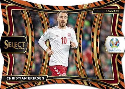 Nicolo Barella Italy Terrace Panini Select Euro Soccer 2020 Card 003