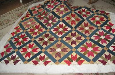 Sister's Choice (variation) quilt block