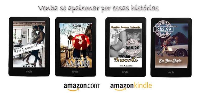 Livros de M. Castro