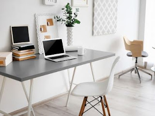 Best Paint Choice Ideas For Home Offices