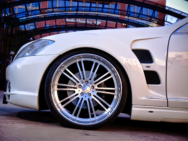 breden wheels benz