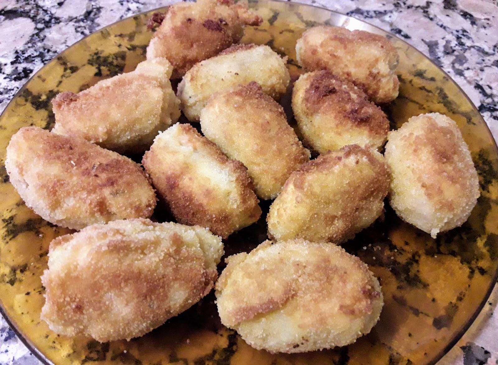 Cocinar No Es Difícil Pruébalo Croquetas De Salmón Y Patata