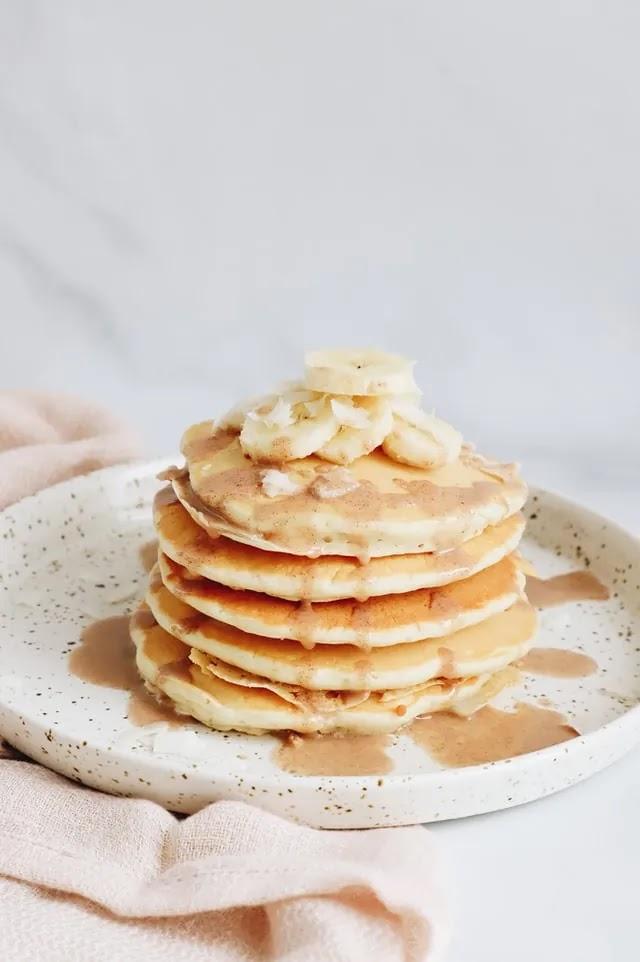 aprende ingles postre tortitas pancakes panqueques masa fina