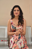 Actress Richa Panai Pos in Sleeveless Floral Long Dress at Rakshaka Batudu Movie Pre Release Function  0112.JPG