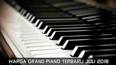 Harga Grand Piano Terbaru Juli 2018