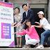 """김기남 후보 가족과 함께 사전투표 참여...""""광명의 미래를 위한 소중한 한 표"""""""
