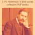 J. M. Robertson 's best works collection 24 PDF books ( Public domain)