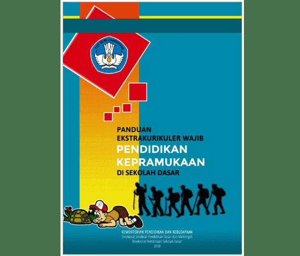 Panduan Ektrakurikuler Wajib Pendidikan Kepramukaan di SD Tahun 2018
