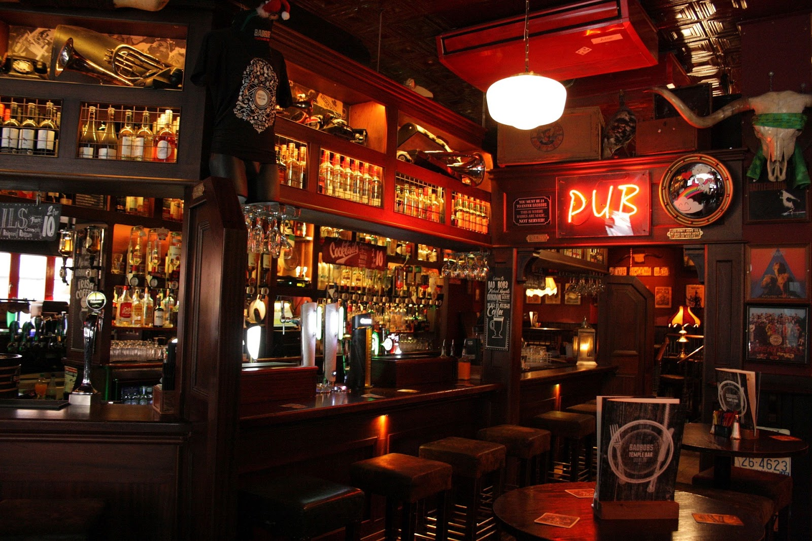 6 Best Places to Drink and Dine in Dublin exotic philippines travel blog cebu blogger philippines vlog
