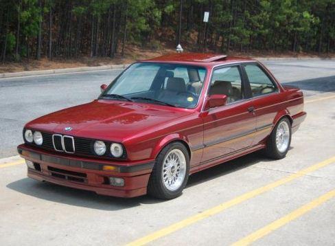 The 1991 Bmw 325i