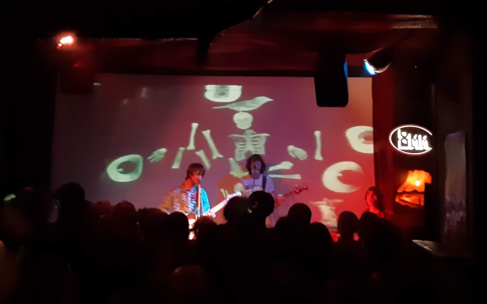 Patrick's Music Reviews: Love'n'Joy - Live 2019 04 25 8mm