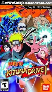 game naruto shippuden ppsspp android