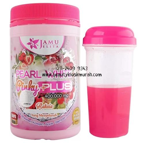 Pearl White Pinky Plus Mini Jamu Jelita