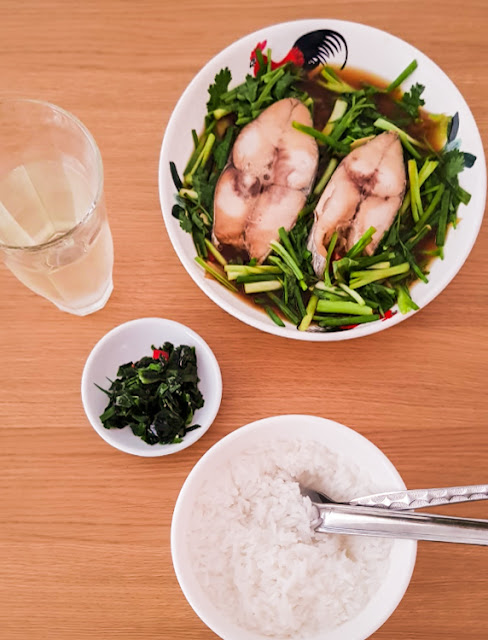Recipe: Steamed Batang Fish with Homemade Sauce