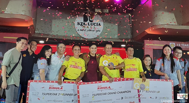 Shell Rimula Tsuper Winners