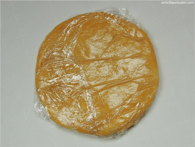Preparación de la Masa de la Tarta de Calabaza