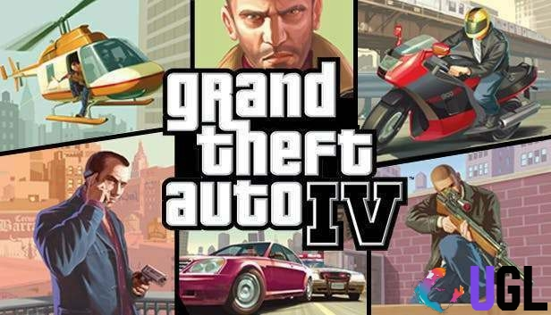 Grand Theft Auto IV Free Download