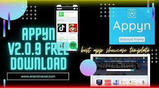 Appyn v2.0.9 anandnawal.com