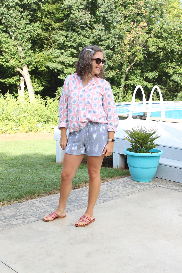 Vero Beach Set // Sewing Patterns // Sewing For Women