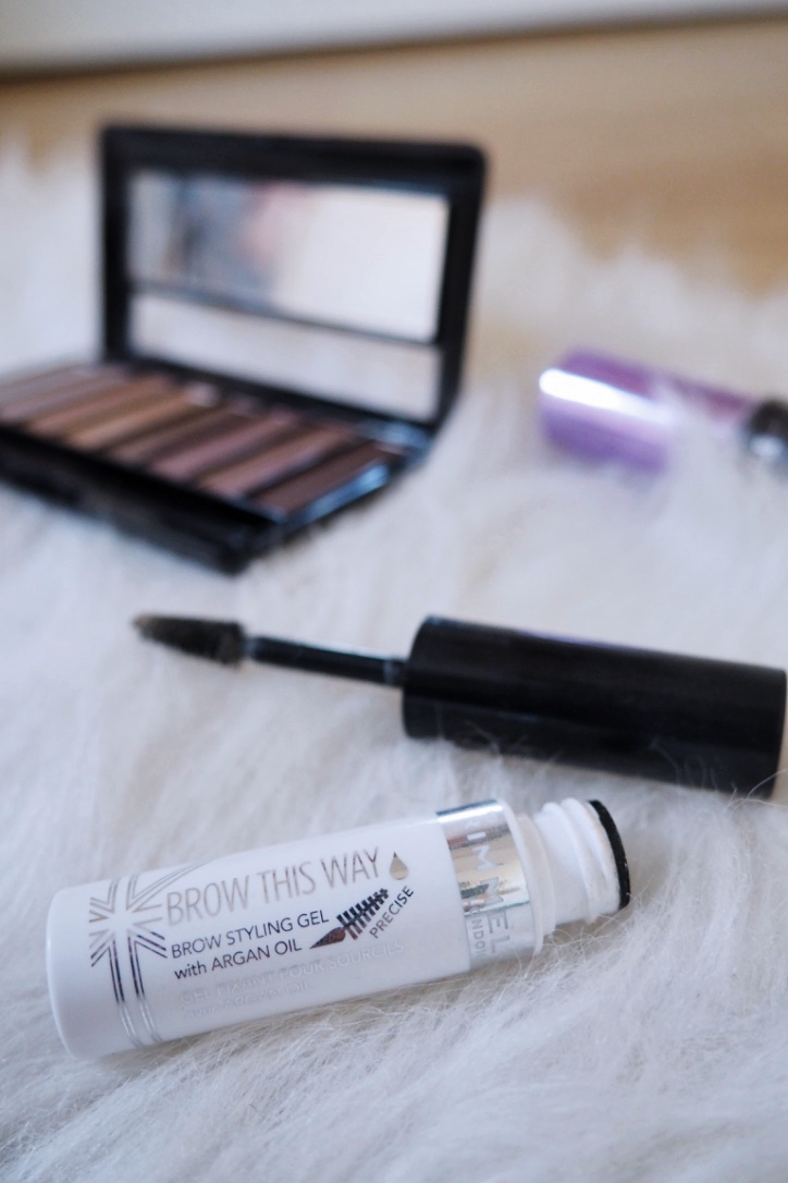 Rimmel Clear Brow gel