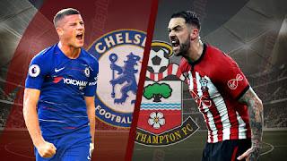 بث مباشر مباراة تشيلسي وساوثهامبتون اليوم 2/1/2019 الدوري الإنجليزي Chelsea vs Southampton live