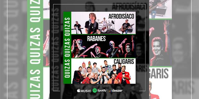 """Caligaris, Los Rabanes y Afrodisiaco estrenan su nuevo sencillo """"Quizás, Quizás, Quizás"""""""