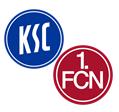 Karlsruher SC - FC Nürnberg