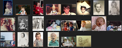 Siegel & Strain plays baby picture game