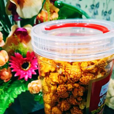 Eng's Homemade Pop Corn Yang Lemak Manis Terbaik