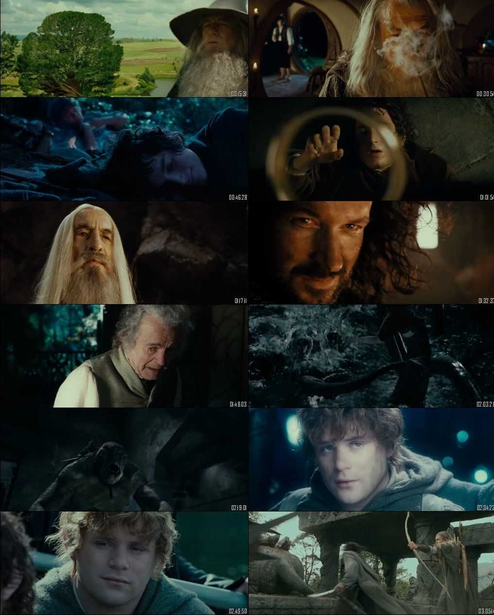 The Lord of the Rings: The Fellowship of the Ring 2001 Screenshot