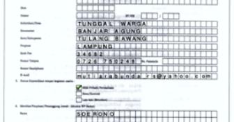 Cara Mengisi Form Formulir Pendaftaran PKP Terbaru