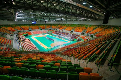 Rio Olympic Sports Stadium