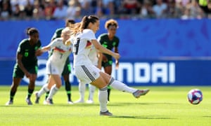 Women's World Cup: Countries In The Quarter-Finals