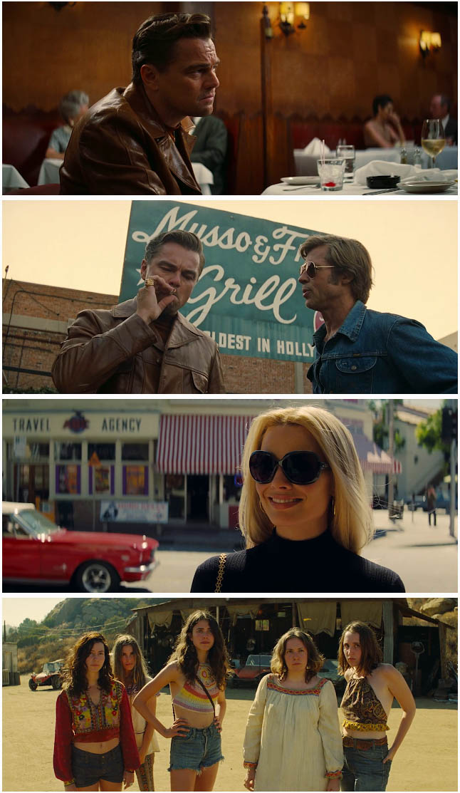 Once upon a time in hollywood full movie free download