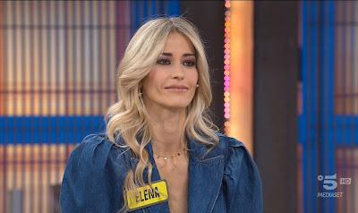 Elena Santarelli fobia di essere sepolta viva Avanti Un Altro 23 maggio