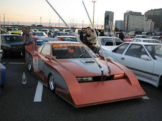 Bosozoku Style JDM Car 5