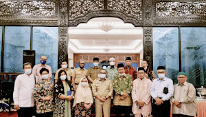 Fajeriansyah: Selamat Atas Terpilihnya KH Abdurrahman Qoharuddin Sebagai Ketua FKUB Provinsi Riau