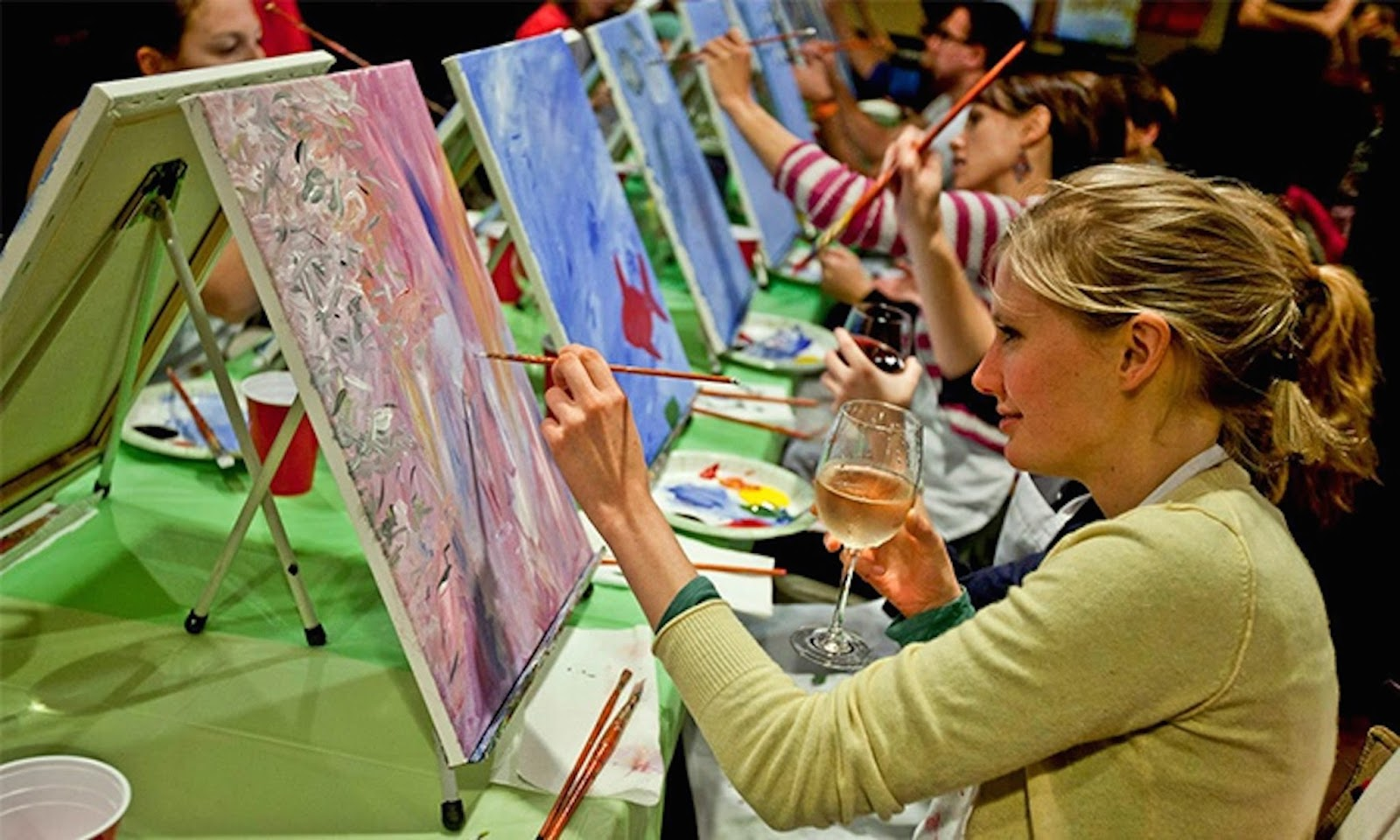 Lehigh Valley TV: Five Great Places for DIY Art in the Lehigh Valley