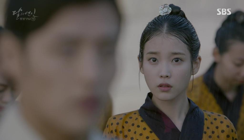 Little Angel Wish : Moon Lovers: Scarlet Heart Ryeo - Episode 9 Summary