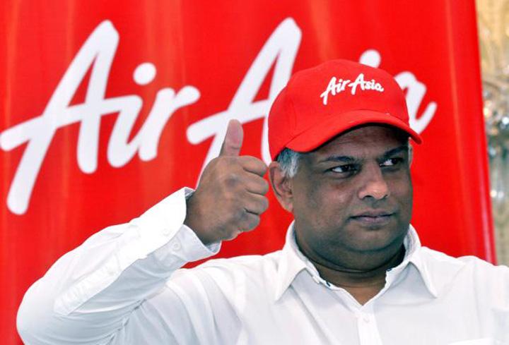 10 Rahsia & Tips Kejayaan Tony Fernandes Menjadikan AirAsia Terbaik di Dunia