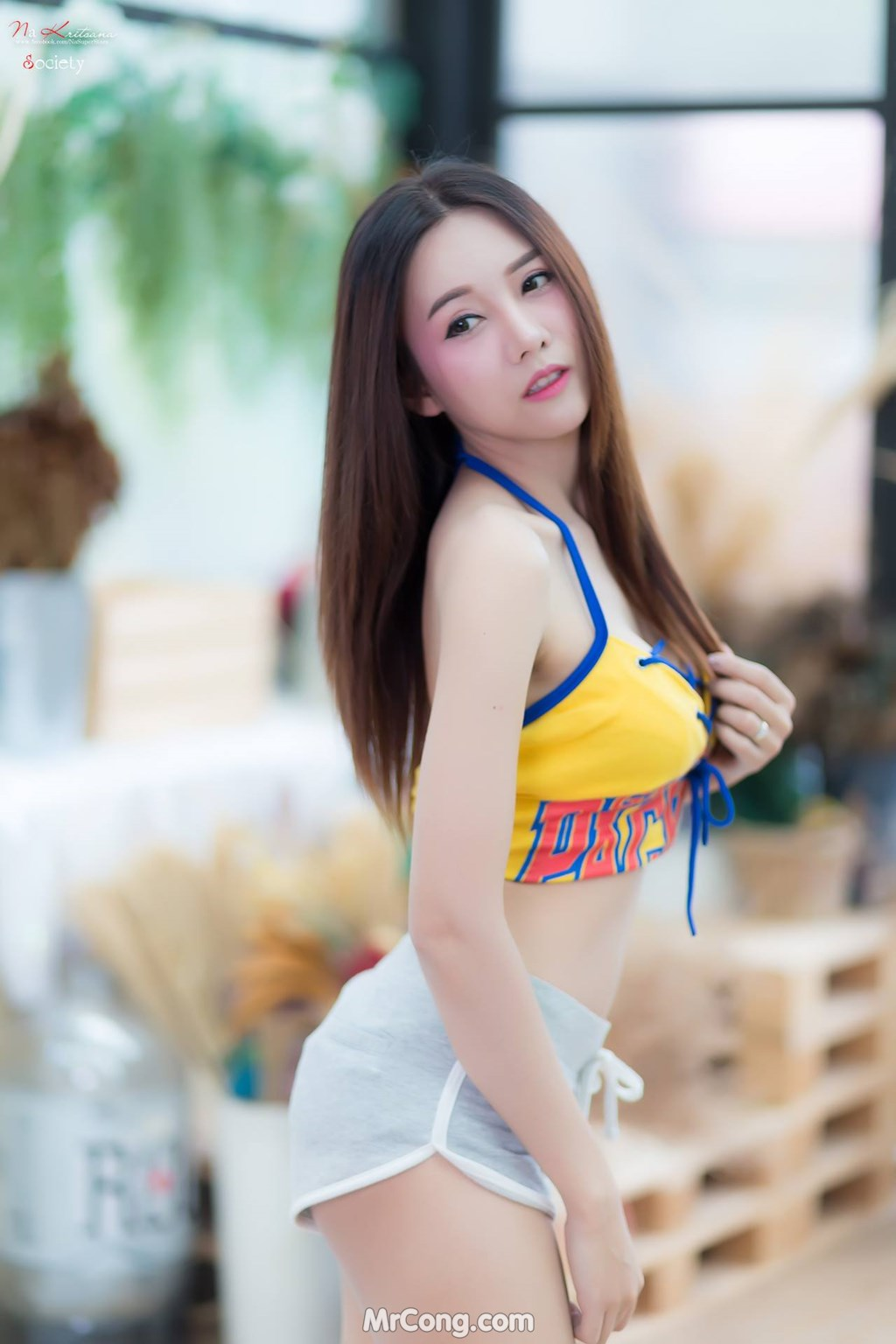 Thai Model No.401: Model Pinijklang Patcharin (20 photos)