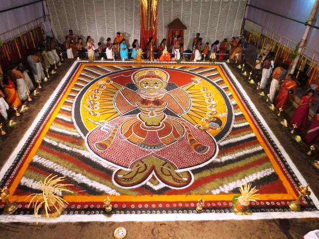 Vadakkupurath Pattu - Vaikom Maha Shiva Temple  Kerala