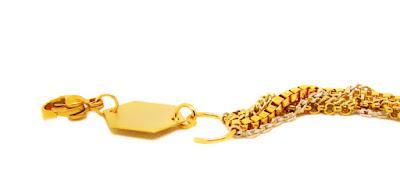matériel bracelet chaine