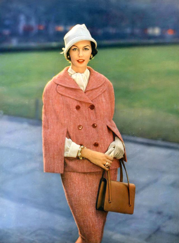 A Vintage Nerd, Vintage Blog, Vintage Fall Fashion, Fall Fashion, Fall Fashion Inspiration, 1950s Fall Fashion, 1960s Fall Fashion, 1970s Fall Fashion