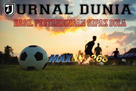 Hasil Pertandingan Sepakbola Tanggal 30 - 31 Oktober 2020