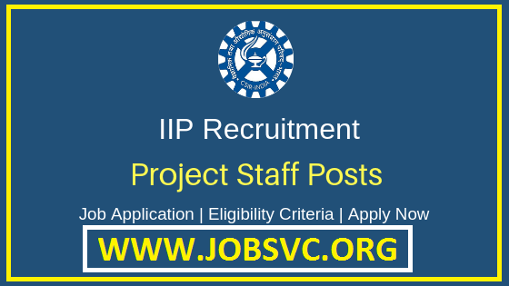 Indian Institute of Packaging ( IIP ) Recruitment 2019 – Various Executive Posts | Apply Online