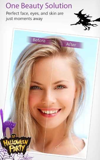 makeup camera for android