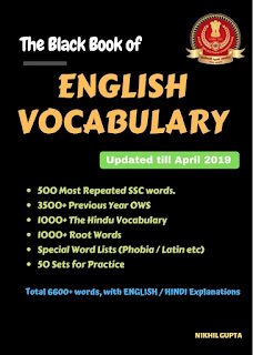 [PDF] The Black Book of English Vocabulary by Nikhil Gupta