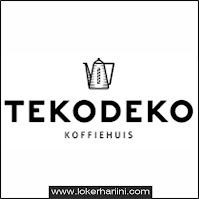 Lowongan Kerja Tekodeko Koffiehuis Semarang Terbaru 2021
